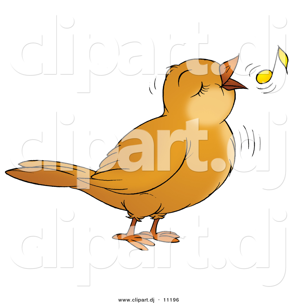 With a yellow music note music clip art alex bannykh