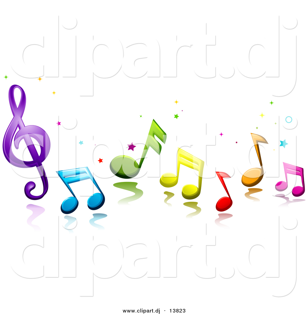 Music Clipart Free Vector