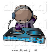 Emoticon Smiley Disc Jockey Phonograph Record Clip Art, PNG, 1819x1167px,  Watercolor, Cartoon, Flower, Frame, Heart Download